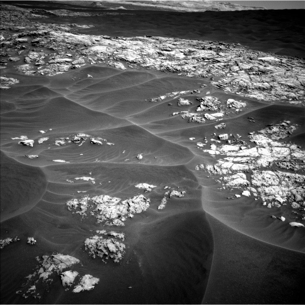 Curiosity - Sol 1174