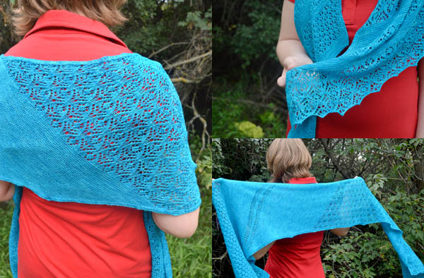 Dappled Shade Knitting Pattern