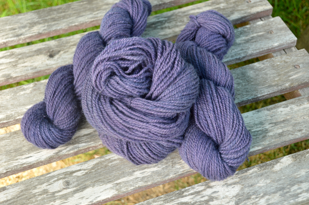 Natural Dyeing: Taking the Plunge with Logwood
