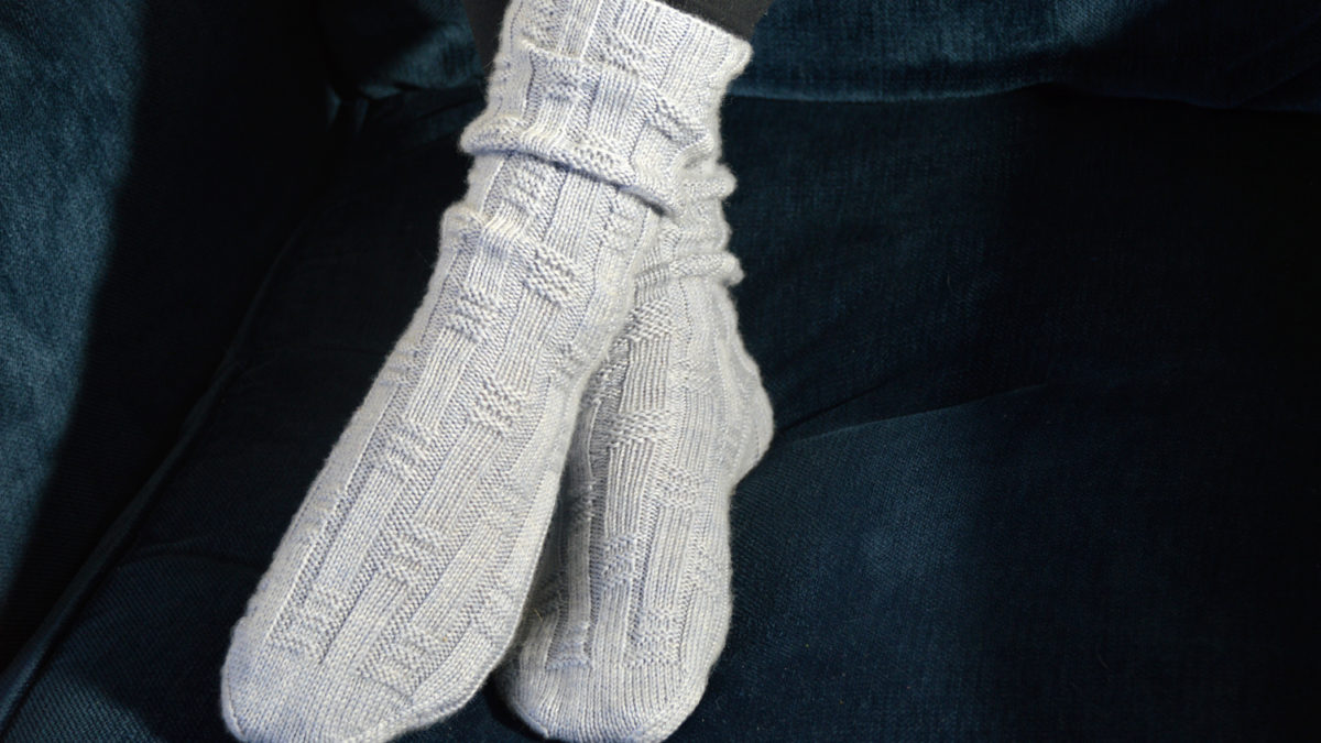 New Pattern Release: Euna Socks