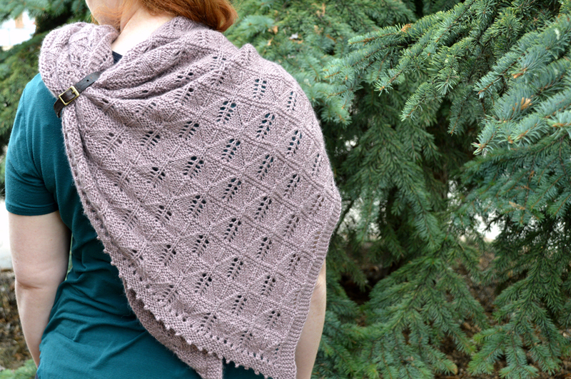 New Pattern Release: Avril & Spring Shawl Sale